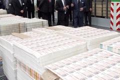 Công ty in tiền lớn nhất thế giới trên bờ vực phá sản