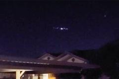 UFO khổng lồ bí ẩn xuất hiện tại Mỹ