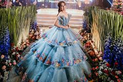 """Sinh nhật tuổi 18 của cô gái Philippines được so sánh với phim """"Con nhà siêu giàu Châu Á"""""""