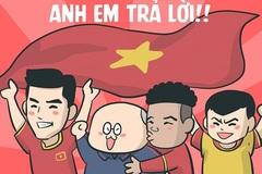 Dân mạng ăn mừng tưng bừng sau tấm huy chương vàng lịch sử của bóng đá Việt Nam
