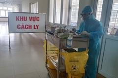 6 ca mắc mới Covid-19, 2 ca là nhân viên cung cấp nước sôi tại BV Bạch Mai