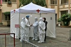 Thêm 6 ca mắc mới Covid-19, 3 trường hợp liên quan đến Bệnh viện Bạch Mai