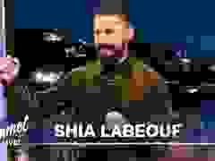 Shia LaBeouf trả lời phỏng vấn