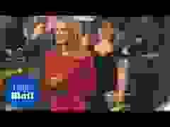 Kimberley Garner rực rỡ với váy đỏ