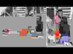Jennifer Garner ra biển cùng Brad Cooper