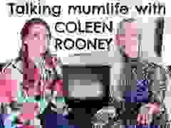 Coleen Rooney trả lời phỏng vấn