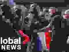 Paris lại rực lửa biểu tình Áo vàng