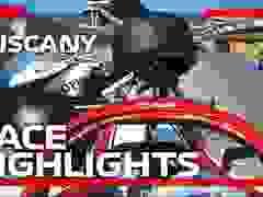 Những tình huống đáng chú ý trong chặng 9 - Tuscan Grand Prix 2020