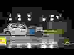 Các bài kiểm tra an toàn của xe Yaris 2021 theo chuẩn Euro NCAP