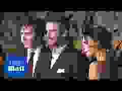 Gia đình Beckhams nổi bật trên thảm đỏ