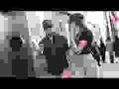Sylvester Stallone cùng con gái đi mua sắm