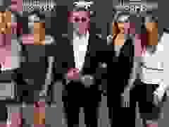 Sylvester Stallone đưa vợ con đi xem phim