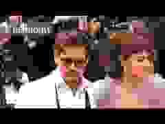 Johnny Depp và  Penelope Cruz dự LHP Cannes