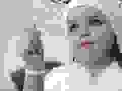 Anastasia Knyazeva xinh đẹp trong clip quảng cáo