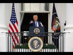 Bầu cử Mỹ 2020: Ông Trump tái xuất sau điều trị Covid-19