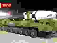 Lễ duyệt binh hoành tráng của Triều Tiên