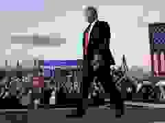 Ông Trump tổ chức sự kiện tranh cử đầu tiên từ khi mắc Covid-19 tại Florida