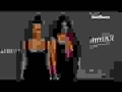 Kim Kardashian đọ dáng chị gái