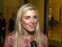 Ashley James trả lời phỏng vấn