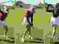 Video cô nàng Paige Spiranac dạy đánh golf trên mạng xã hội