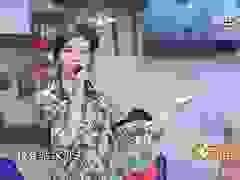 Triệu Vy khoe giọng hát