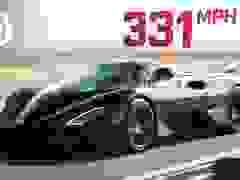 SSC Tuatara xác lập kỷ lục tốc độ mới của xe ô tô