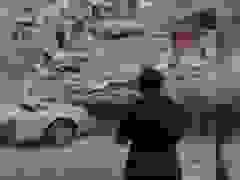 Hiện trường trận động đất 7 độ rung chuyển Thổ Nhĩ Kỳ