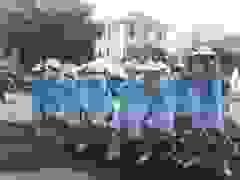 """Màn nhảy cổ động """"máu lửa"""" cùng nón lá của học sinh Chu Văn An"""