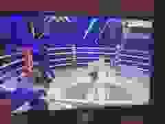 Khán giả chưa kịp ngồi, võ sĩ đã hạ knock-out đối thủ