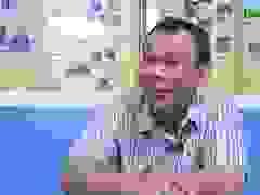 Thầy Nguyễn Quốc Đoàn chia sẻ về việc đảm nhiệm hai vai trò: giáo viên và Bí thư Đoàn trường