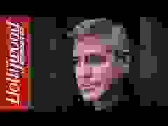 George Clooney trong buổi chụp hình với tạp chí Hollywood Reporter