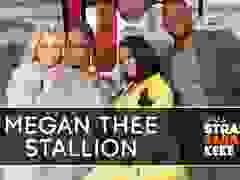 Megan Thee Stallion trả lời phỏng vấn