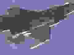 """Video tiêm kích F-35 Mỹ ném thử bom hạt nhân """"kẻ hủy diệt"""""""