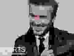 Buổi chụp hình của David Beckham với tạp chí GQ