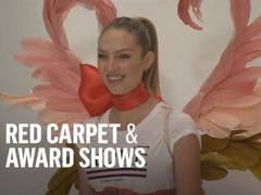 Candice Swanepoel bốc lửa với nội y