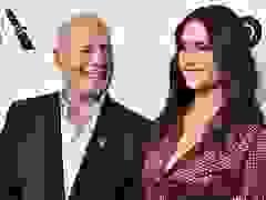 Vợ mới của Bruce Willis rất quý mến vợ cũ của chồng