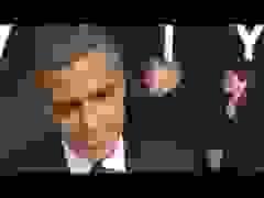 George Clooney lịch lãm trả lời phỏng vấn