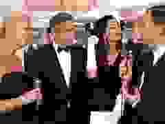 George Clooney đưa vợ dự sự kiện