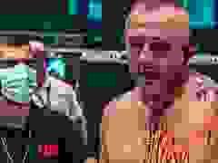 Võ sĩ MMA bị rách tai kinh hoàng