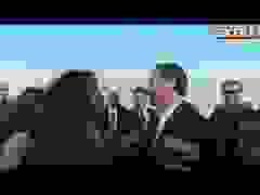 Oprah Winfrey và Leo DiCaprio hội ngộ
