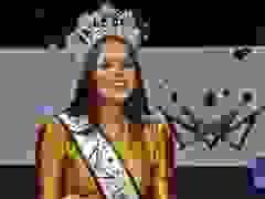 Andrea Meza xinh đẹp trên truyền hình