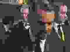 Leonardo DiCaprio tươi tắn trên thảm đỏ