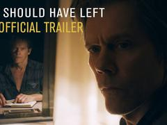 You Should Have Left - Trailer