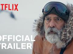"George Clooney trong ""The Midnight Sky"" (2020) - Trailer"