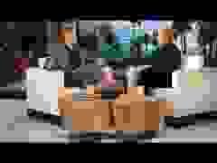 George Clooney trả lời phỏng vấn