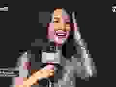 Choi Ji Woo xinh đẹp trên thảm đỏ MAMA 2014