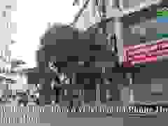 """Nhiều cửa hàng trên """"đất vàng"""" Hà Nội trả mặt bằng"""