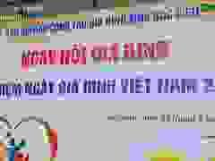 Sôi nổi làm bánh dân gian ngày Gia đình Việt Nam.