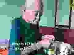 Kỳ lạ cụ bà 107 tuổi ăn 50 viên kẹo mỗi ngày
