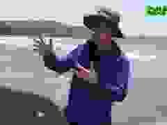 Hồ tôm xả thải ra biển, dân kếu cứu